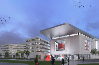 New Campus ProSiebenSat.1 Media SE