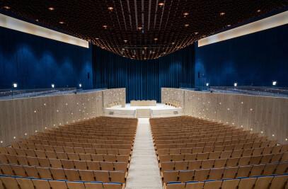 The Sacred Auditorium