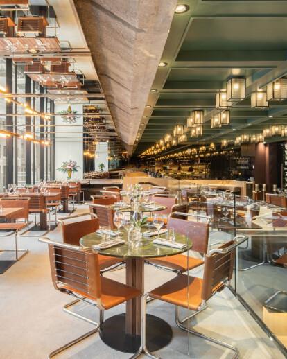 Le Boulevardier Restaurant / Le Flâneur Bar Lounge