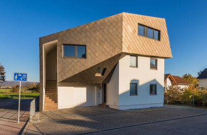 Golden Scale House