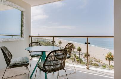 Santa Monica Beach Condo