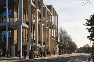 Town House, Kingston University