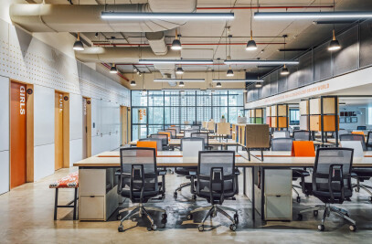 AICL Mumbai Workplace Interiors