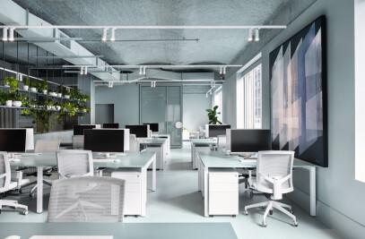 Armitage Jones Office Space