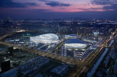 Suzhou Olmypic Sports Centre