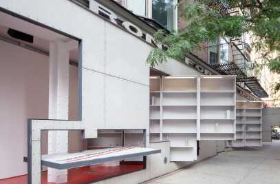 Storefront Library