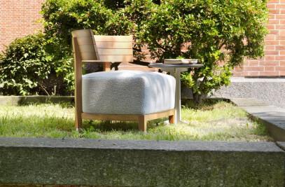 Thomas Outdoor, armchair