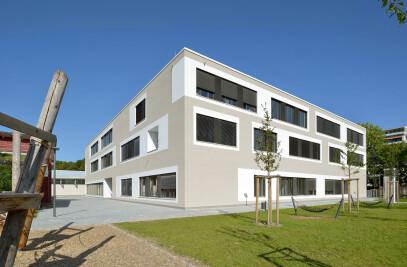School Hochstrasse, Munich