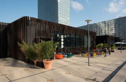 Oxygen La Défense Paris