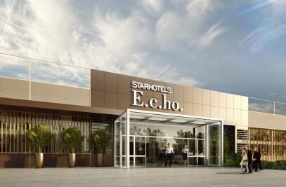 Starhotels E.C.HO. Bologna