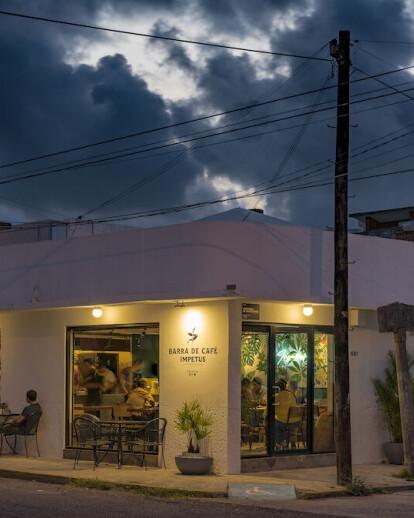 IMPETUS BARRA DE CAFÉ