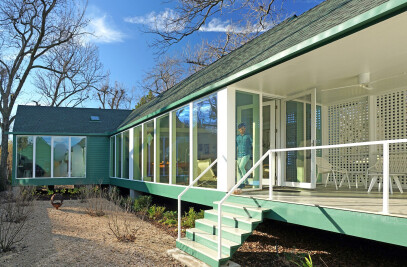 Model Infill House