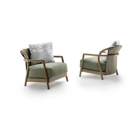 Alison Outdoor, armchair