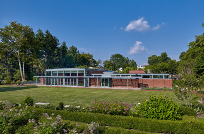 Morven Museum & Garden Stockton Education Center