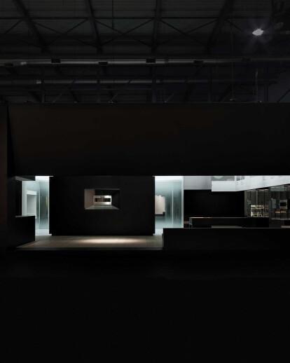 Booth at Eurocucina 2016, Gaggenau