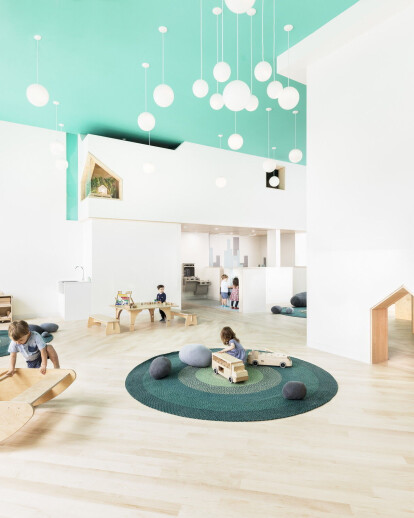 Mi Casita Preschool and Cultural Center takes a child's view on Brooklyn