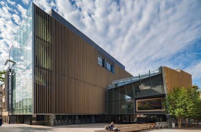 Muxikebarri Center of Performing Arts and Music