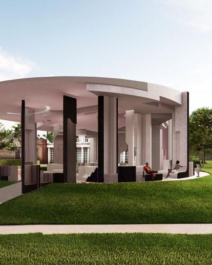 Serpentine Pavilion 2020