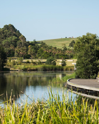 Sydney Park Water Re-Use Project
