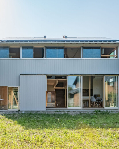House on Field