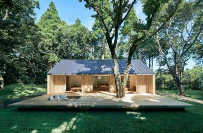 YōNo Ie (Plain) House