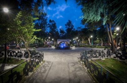 San Jacinto Square's Urban Renewal