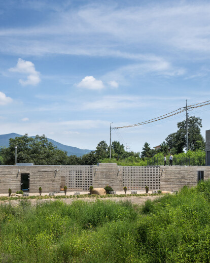Train House explores transitional spaces