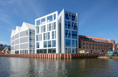 Holiday Inn in Gdansk