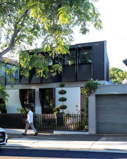 Woollahra Courtyard House