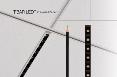 T-BAR LED™ Multi-Reflector