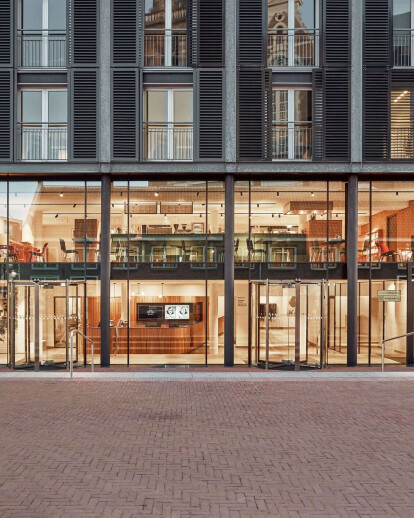 Anne Frank House Museum Cafe