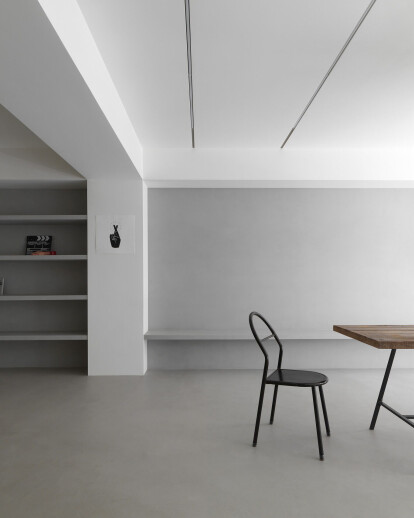 CHANG'S APARTMENT