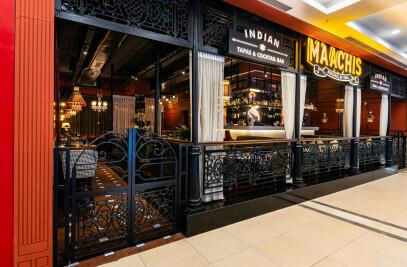 MAACHIS, Indian Tapas Bar