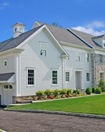 Custom Colonial in Scarsdale