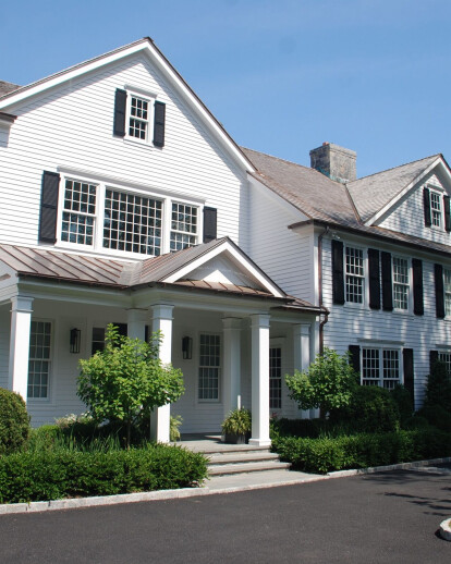 Colonial addition/alteration