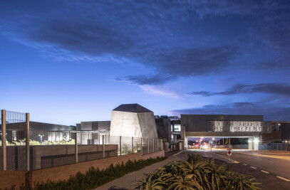 Javett Art Centre at the University of Pretoria