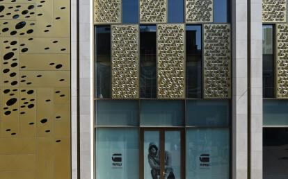 Kalanderstraat Enschede (NL)