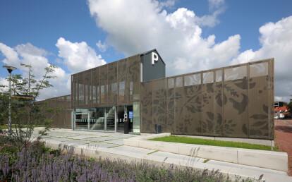 Parking garage Revius Leeuwarden (NL)