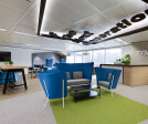 TNG Hong Kong - Innovative office design with workplace technology by Space Matrix