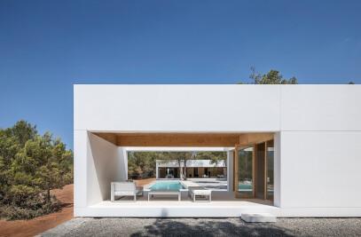Ca l'Amo. A house in Sant Mateu