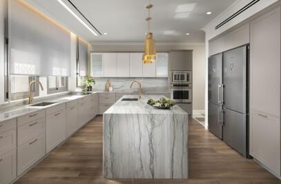 Luxury Jerusalem kitchen