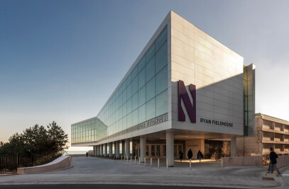 NU Ryan Walter Athletics Center