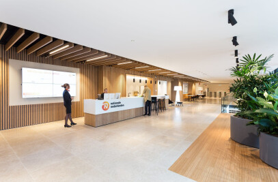 NN Group head office