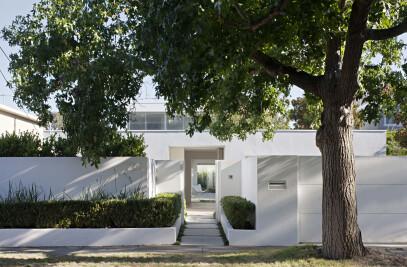 Davies Street Residence