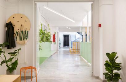 Afterschool learning hub