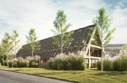 Klouboucká lesní Headquarters