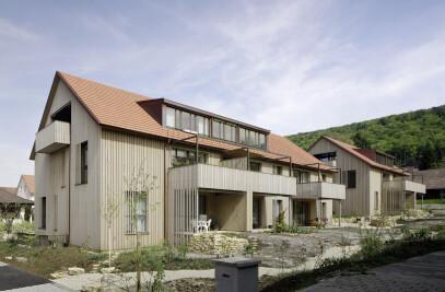 Rösmatt Rodersdorf housing association