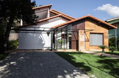 Retiro das Pedras House