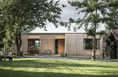Twin house Trausner