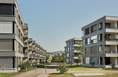 Wohnüberbauung Widmi-Park, Baufeld 2